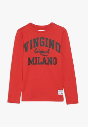 JERNY - Long sleeved top - flame red