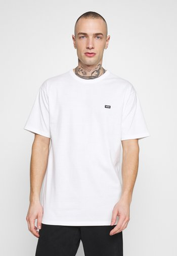 MN OFF THE WALL CLASSIC SS - Basic T-shirt - white