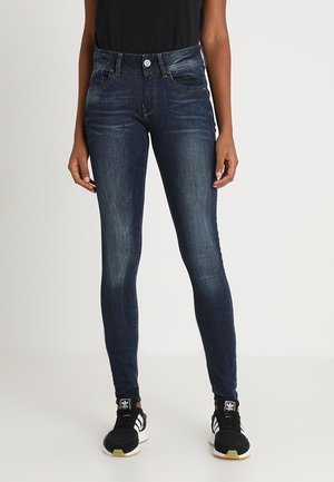 LYNN MID SKINNY NEW - Jeans Skinny Fit - neutro stretch denim