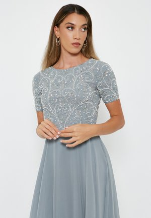Cocktail dress / Party dress - teal