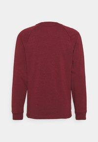 Black Diamond - BASIS CREW - Sweatshirt - dark crimson heather - 1