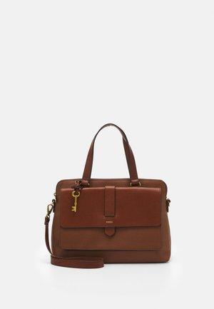KINLEY - Across body bag - brown