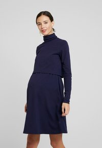 Glamorous Bloom - DRESS - Jersey dress - navy - 0