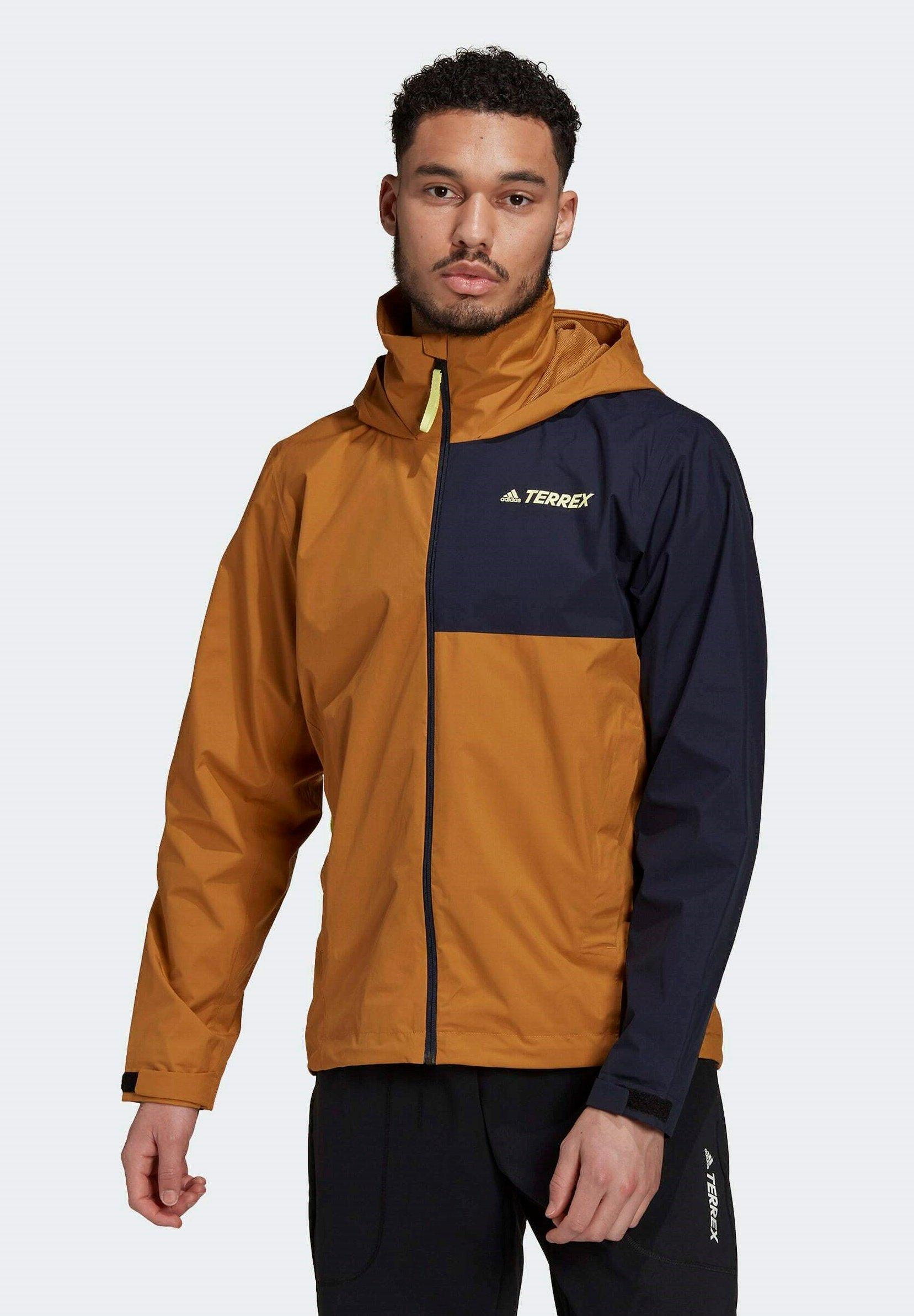 Men Hardshell jacket