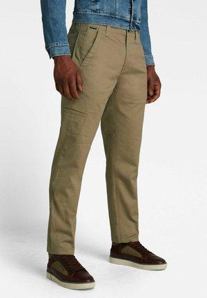 Tygbyxor - brown