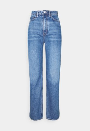 ROWE FRESH - Jeansy Straight Leg - sea blue