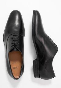 BOSS - KENSINGTON - Stringate eleganti - black - 1