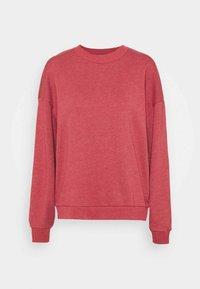 American Eagle - KEY ITEM CREW  - Sweatshirt - rust - 0