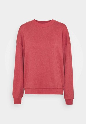 KEY ITEM CREW  - Sweatshirt - rust