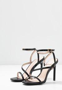 BEBO - HAMPTON - Sandaler med høye hæler - black - 4