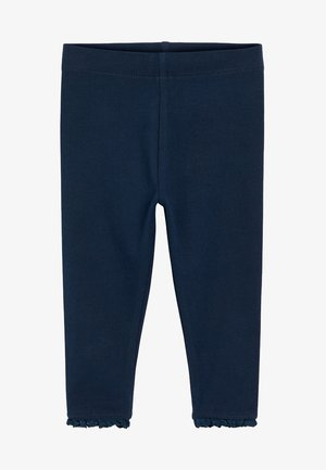 BASIC  - Legginsy - blue