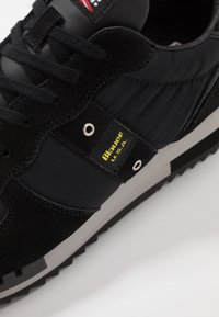Blauer - QUEENS - Sneakersy niskie - black - 5