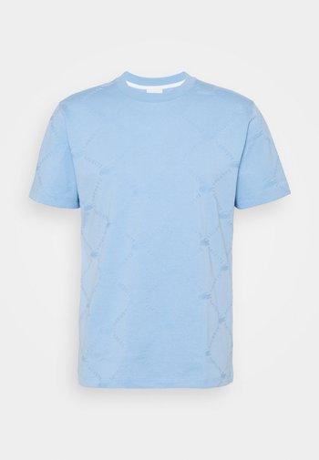 T-shirt basique - nattier blue