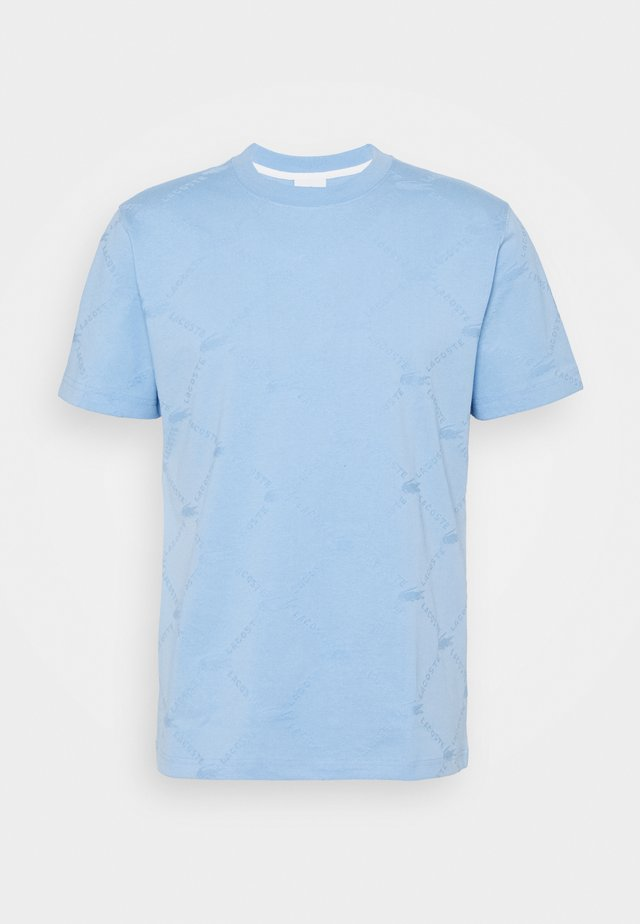 T-shirt basique - nattier blue