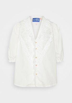 VIACRAS - Camisa - white