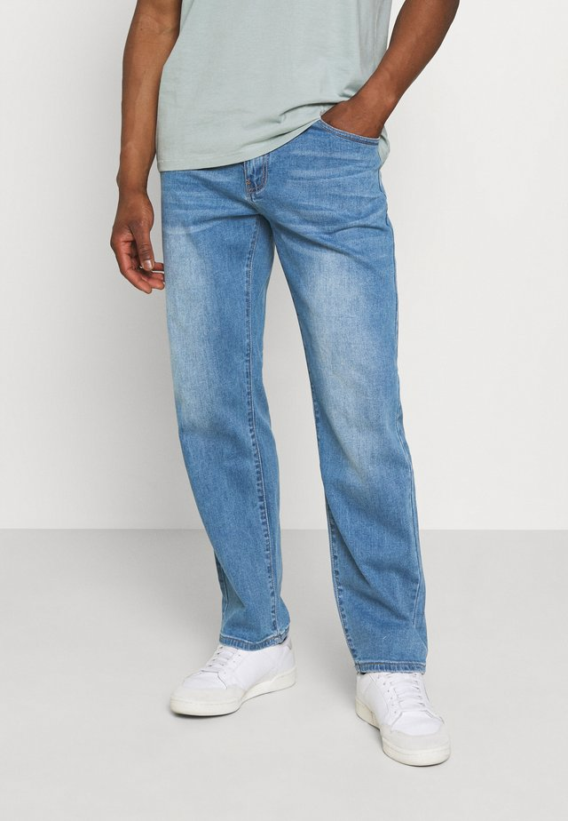 BREEZE LOOSE FIT  - Jeans relaxed fit - mid blue