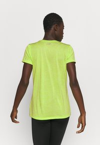 Under Armour - TECH TWIST - Basic T-shirt - lime fizz - 2