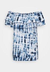 Lauren Ralph Lauren Woman - ADALYN - Print T-shirt - blue/multi - 3