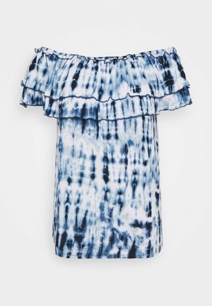 ADALYN - Print T-shirt - blue/multi