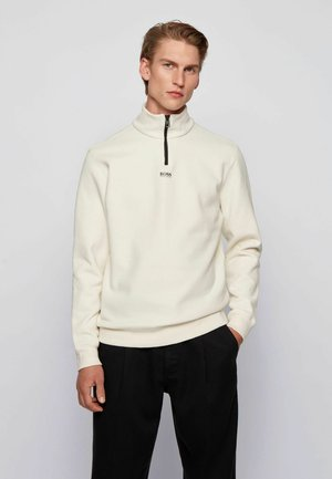 ZAPPER - Sweatshirt - white