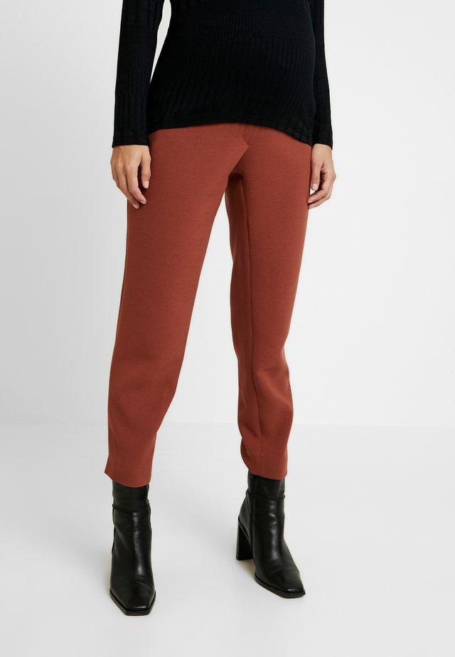 TROUSERS JASPER - Trousers - cayenne
