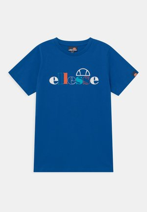 MARCELIO - Camiseta estampada - blue