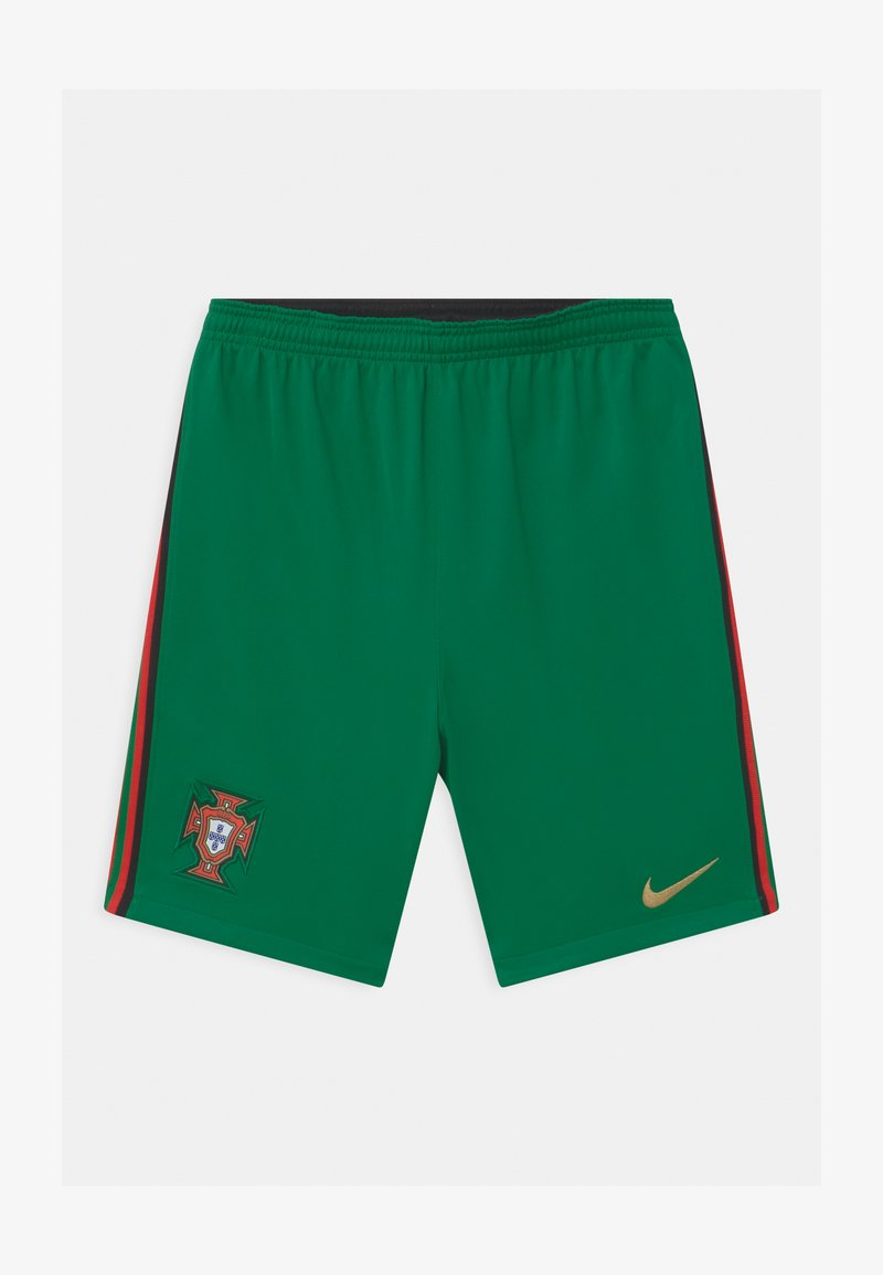 Nike Performance - PORTUGAL UNISEX - Sports shorts - pine green/metallic gold
