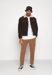 Nudie Jeans - BONNY - Jas - brown - 1
