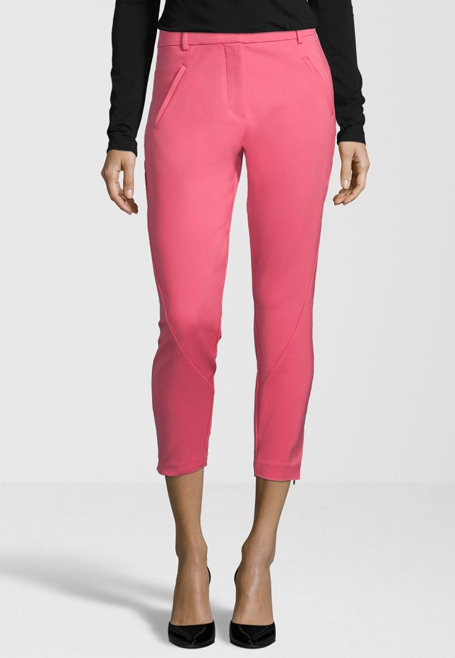 Broek - rouge red jeggin