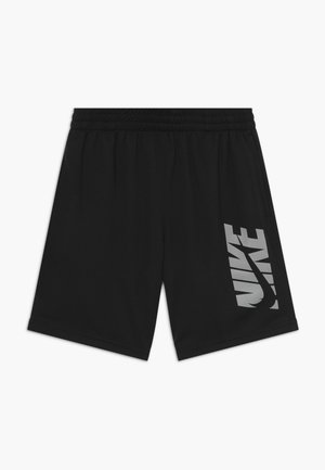 kurze Sporthose - black/smoke grey