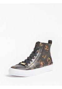 Guess - Sneakersy wysokie - schwarz - 2