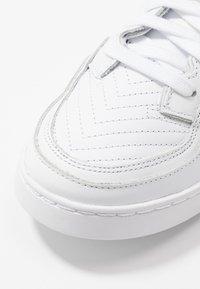 adidas Originals - SUPERCOURT  - Trainers - footwear white/purple tint - 2