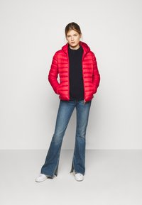 Save the duck - GIGAY - Winter jacket - tango red - 1