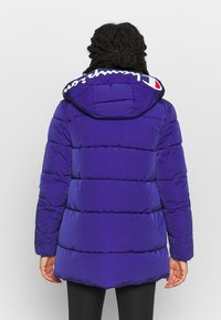 Champion - HOODED JACKET ROCHESTER - Winter jacket - royal blue - 2
