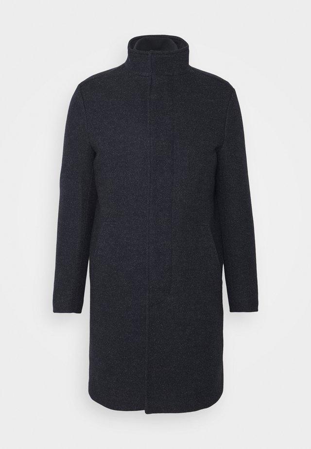 STAND - Classic coat - dark blue