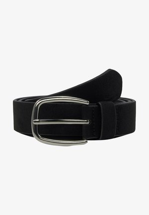 Belt - black uni