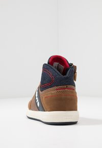 Levi's® - NEW MADISON MID - High-top trainers - cognac - 4