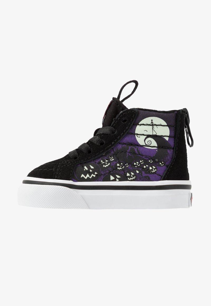 Vans - NIGHTMARE BEFORE CHRISTMAS SK8 - Sneakers hoog - black