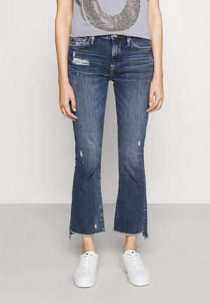 HALLE KICK  - Široké džíny - denim blue