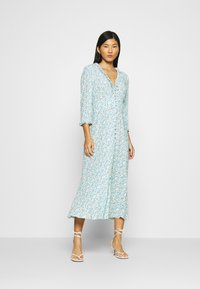 Ghost - NISHA DRESS - Day dress - blue - 1