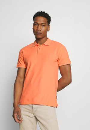 ONSPAGE SLIM WASHED - Polo shirt - camellia