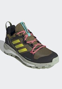 adidas Performance - TERREX SKYCHASER 2 - Hikingsko - wild moss/acid yellow/acid mint - 1