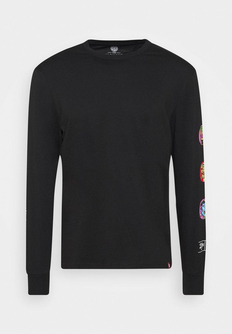 Element - Long sleeved top - flint black