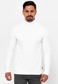 INDICODE JEANS - Sweatshirt - offwhite - 0