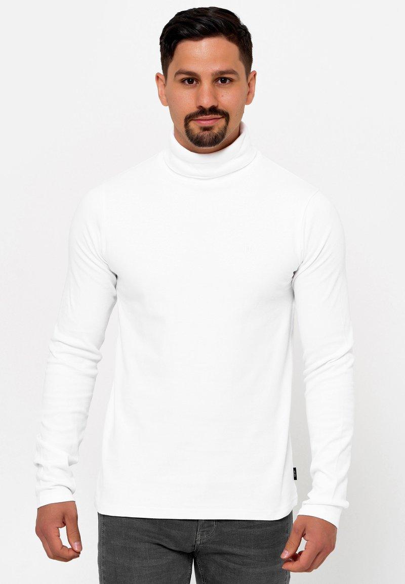 INDICODE JEANS - Sweatshirt - offwhite