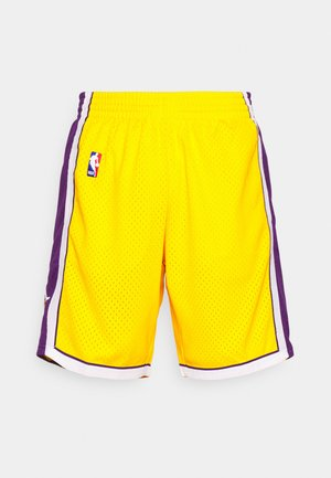 NBA LOS ANGELES LAKERSSWINGMAN - Sports shorts - light gold/purple