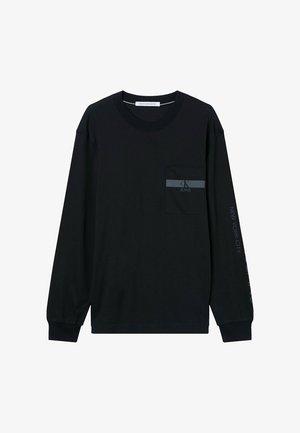 Longsleeve - ck black