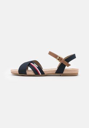 Sandály - navy