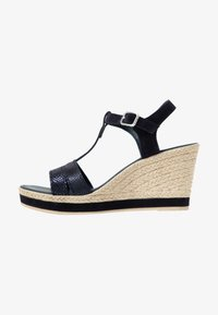 Marco Tozzi - High heeled sandals - navy - 1