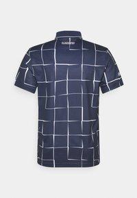 Lacoste Sport - DH2052 - Koszulka polo - navy blue/white - 1